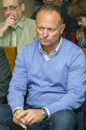Kurt Viaene durante el juicio.
