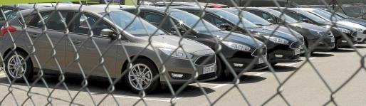 Las 90 empresas matriculan cada año unos 7.000 vehículos fuera de Balears.