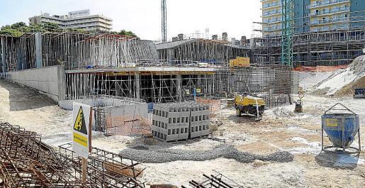 El hotel de la Platja de Palma donde murieron dos obreros había pedido el doble incremento.