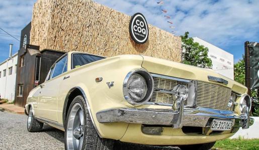 La exhibición de vehículos continúa hoy abierta de 11,00 a 20,00 horas en la Cocoq. Foto: TONI ESCOBAR