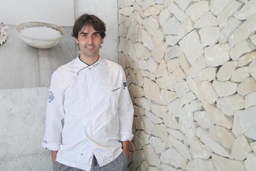 El cocinero Igor Rodríguez.