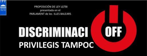 Imagen de la campaña iniciada por el IPFB.