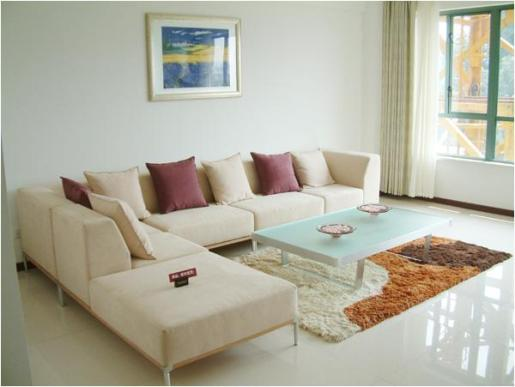 La tienda cuenta con una amplia gama de sofás.