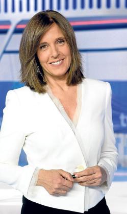 Imagen de archivo de la periodista Ana Blanco.