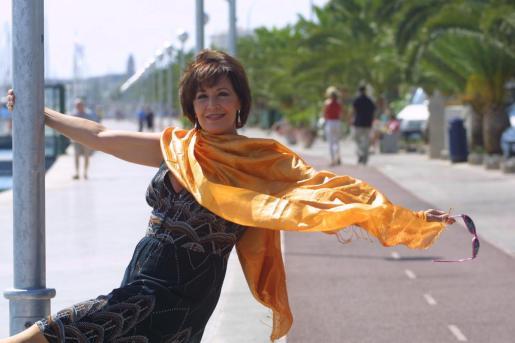 Concha Velasco vuelve a la televisión con «Chicas de oro». Archivo.