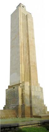 PALMA. PATRIMONIO. ARCA rechaza derribar el monumento de sa Feixina la crucero Baleares y propone rendir homenaje a las víctimas.
