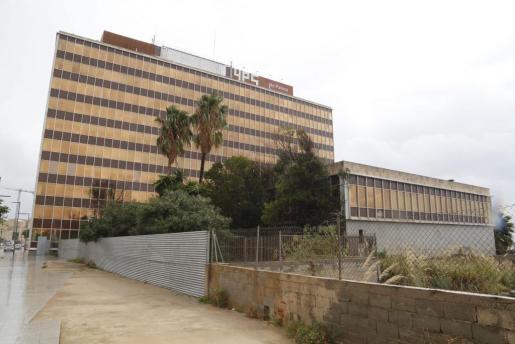 Vista del edificio de Gesa.