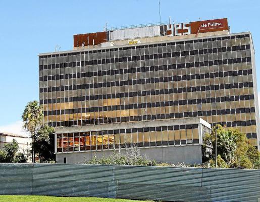 Cort tiene intención de destinar el edificio de GESA a usos administrativos, nuevas industrias y a la creación cultural.