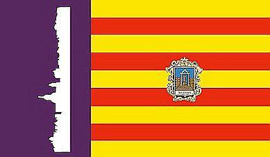 Imagen de la nueva bandera de Vilafranca.