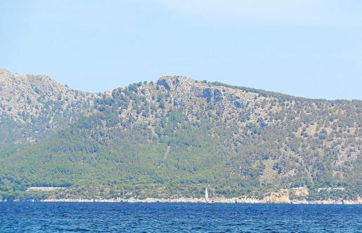 Vista de Formentor.