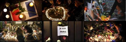 Las muestras de dolor y solidaridad con las familias de las víctimas se han sucedido durante todo el sábado.