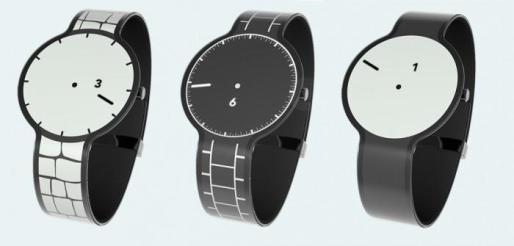 Imagen de los nuevos FES Watch, que Sony sacará al mercado el próximo 1 de diciembre