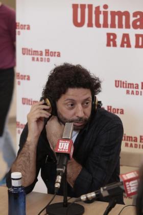 Iván Campo en Ultima Hora Radio.