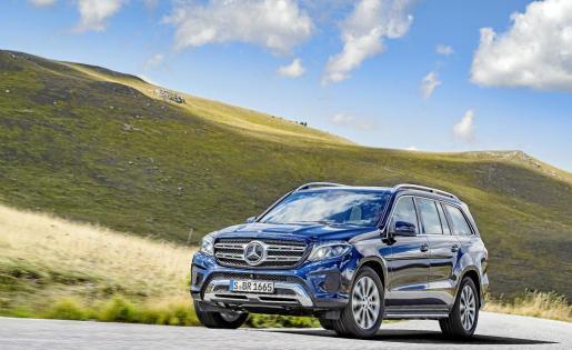 El único modelo con siete plazas de plena funcionalidad en el mercado europeo de SUV de gama alta.