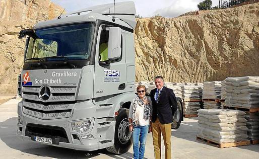 El Antos, un camión ideal, fiable y con unos consumos muy reducidos.