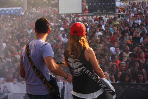 La fiestas Vive 40 Principales llega a Inca con todo tipo de actividades lúdicas, para finalizar con un concierto.