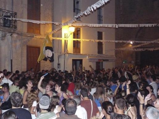 Elección de moros y cristianos 2010. Jaume Oliver encarnara al rey moro Dragut y Joan Ramon será el héroe cristiano Joan Mas.