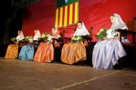 Proclamación de l'Hereva  y las damas de Valldemossa
