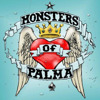 Logotipo de Monsters of Palma.