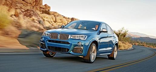 El BMW X4 M40i es el modelo tope de gama de la exitosa serie BMW X4, y logra establecer un nuevo listón de referencia en el ámbito de los Sport Activity Coupés (SAC).