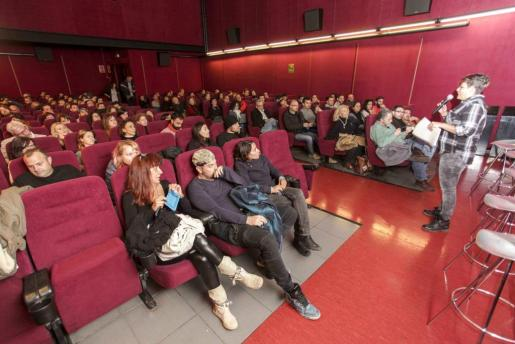 La jornada de apertura se celebró en los Multicines Eivissa. Foto: D.E.
