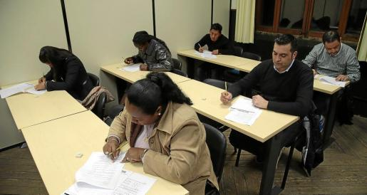 La mayoría de quienes hicieron la prueba viene de países de América Latina y África.