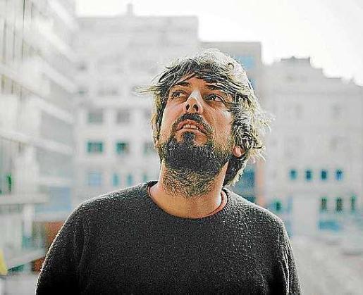 El artista Pau Vallvé en una imagen de archivo.
