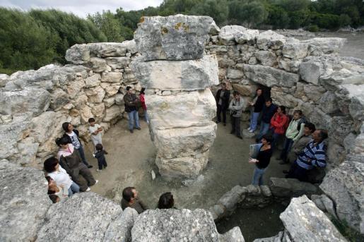 Jornada de puertas abiertas en el Museo Arqueológico Son Fornés.