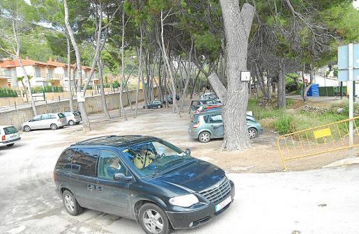 El aparcamiento de Sant Elm dispone de licencia municipal desde 1983.