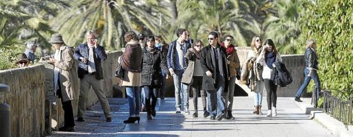 Palma ofrece de cada vez más opciones a los visitantes, tanto en restauración, como en comercio y en ocio.