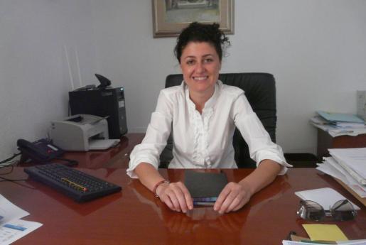 Natalia Troya, alcaldesa de Son Servera.