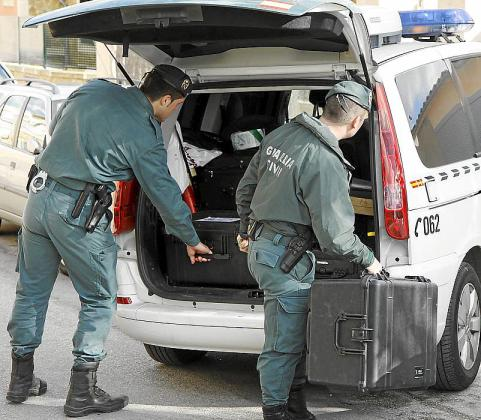 La Guardia Civil del cuartel de Artà se ha hecho cargo de la investigación.