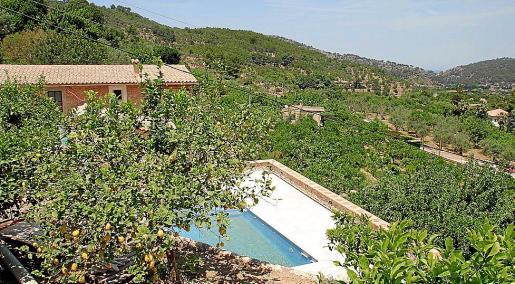 Las construcciones ilegales destinadas al turismo que se han detectado y que han originado los correspondientes expedientes son, en su mayoría, piscinas.