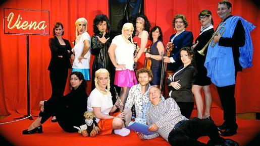 Los músicos dejan el frac en casa y se vuelcan con este divertido espectáculo que se podrá ver en el Teatre Principal de Palma.