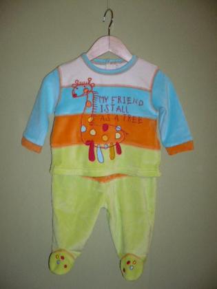 Los más pequeños saldrán vestidos a la última moda.