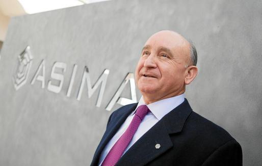 Francisco Martorell Esteban es el presidente de Asima y un firme defensor de la figura del empresario.