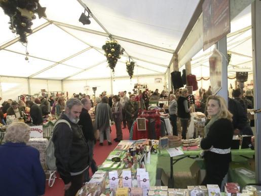 El Mercado de Navidad de Es Refugi cumple 25 años.