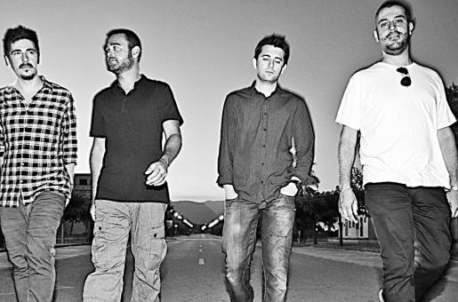 Imagen del grupo Riders, que actuarán mañana junto a The Cranberries, en Palma