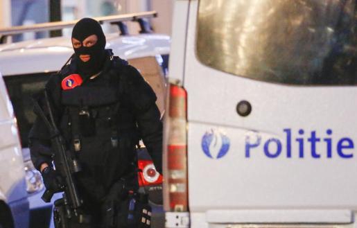 Imagen de la operación policial.