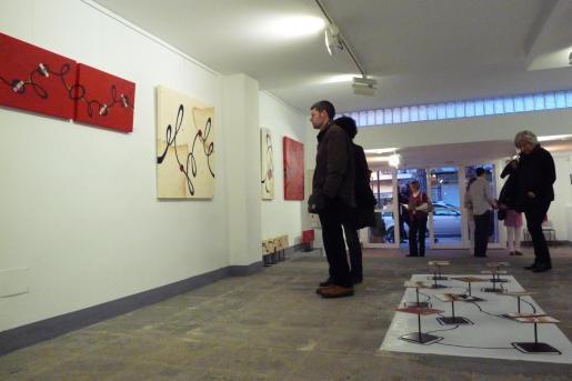 La galería está centrada en el arte contemporáneo.