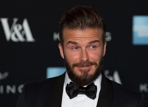 David Beckham, en una imagen de archivo.