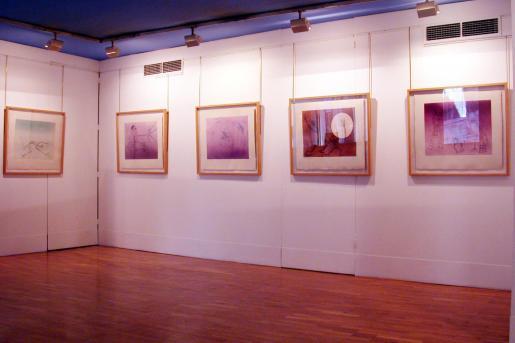 Galería Mediterrània es una visita obligada para los amantes del arte.