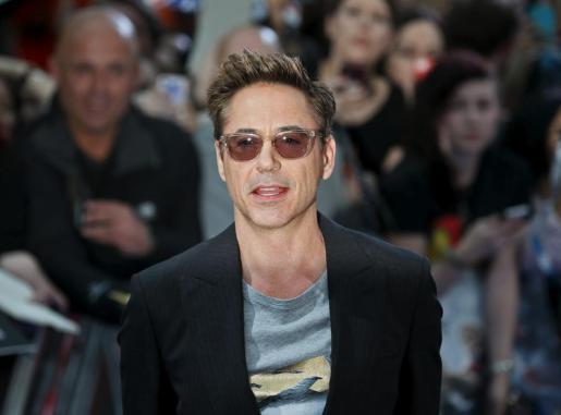 Fotografía de archivo del actor Robert Downey Jr..