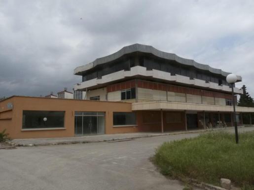 La Antiga fàbrica de Yanko en Inca.