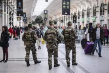 París refuerza su seguridad