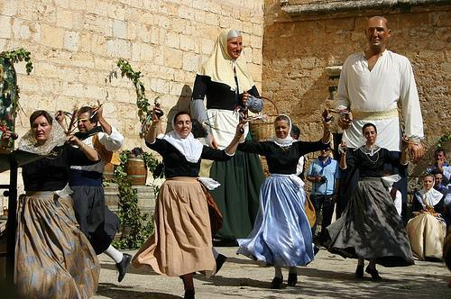 la agrupación Tall de Vermadors de Binissalem actuará esta noche en Santa Eugènia.