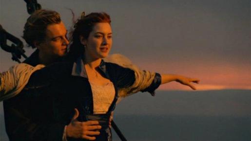 Fotograma de uno de los momentos más emotivos de la película.