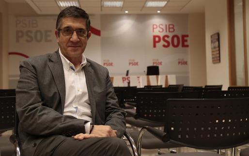 Patxi López, en una fotografía de archivo.