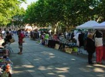 Mercado semanal de Artà