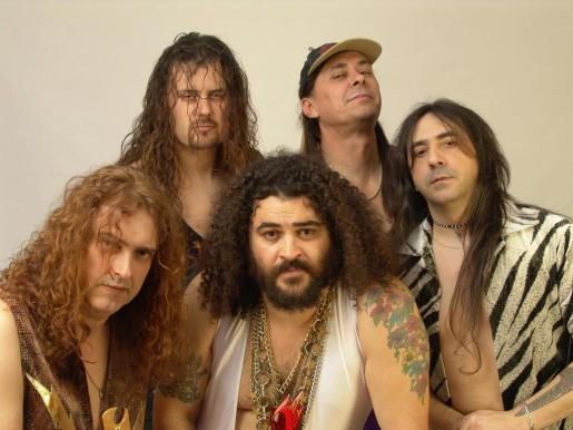Mojinos Escozíos, una banda que actuará en Sant Sebastià.